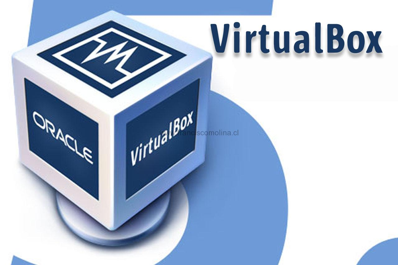 Compartir carpetas VirtualBox