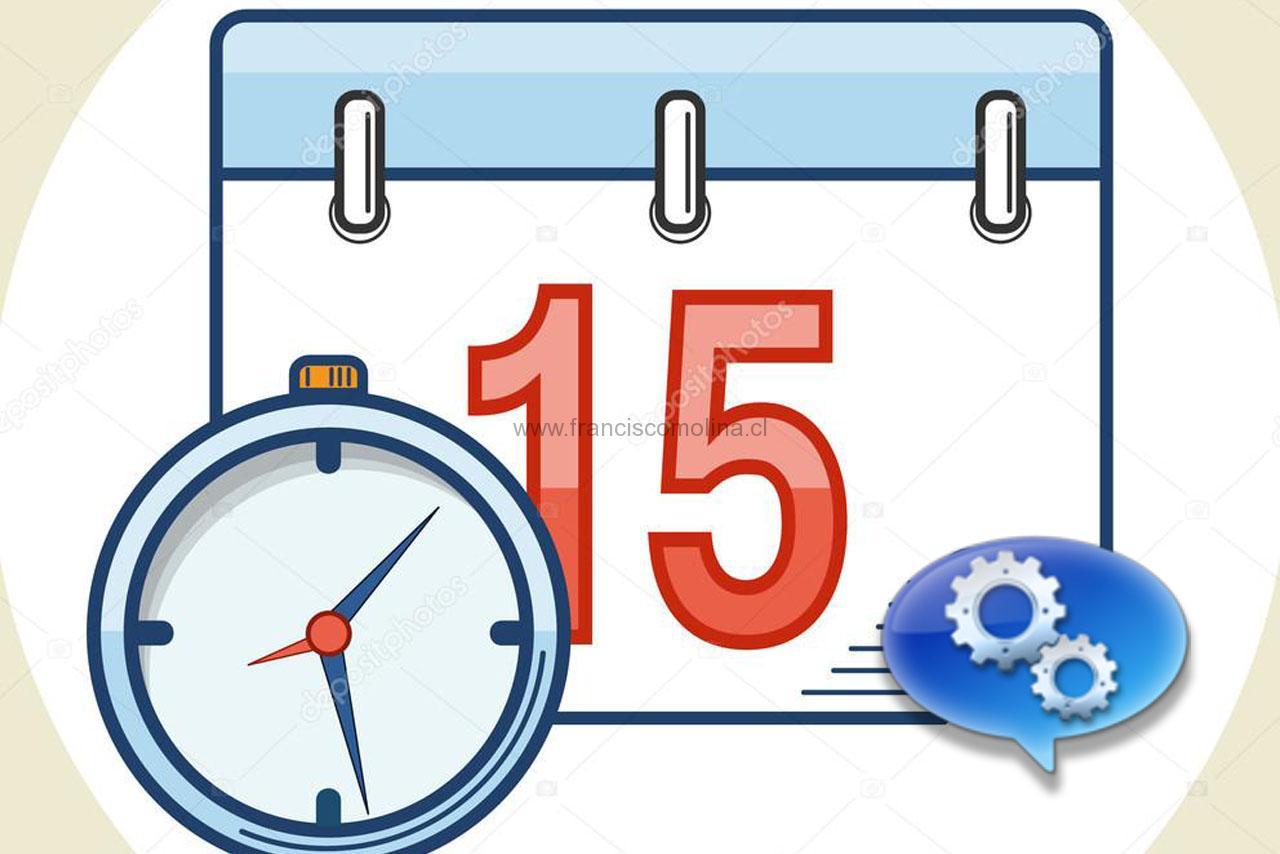 Macro de fecha y hora