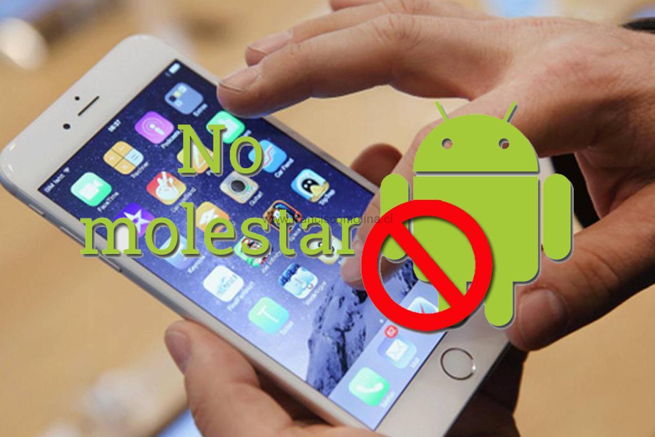 Bloqueo de llamadas en android