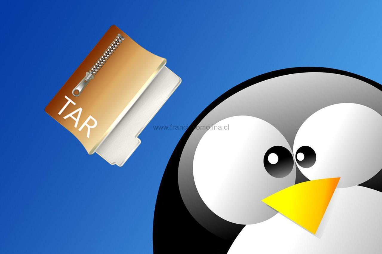 Compresión y empaquetación en Linux