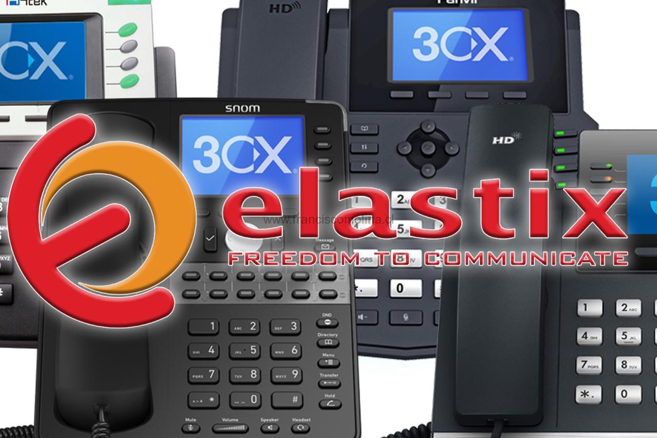 Configuración SIP en Elastix