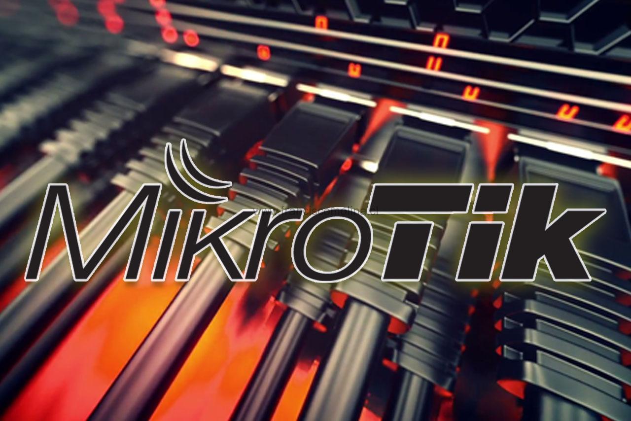 Instalación de Mikrotik en VirtualBox