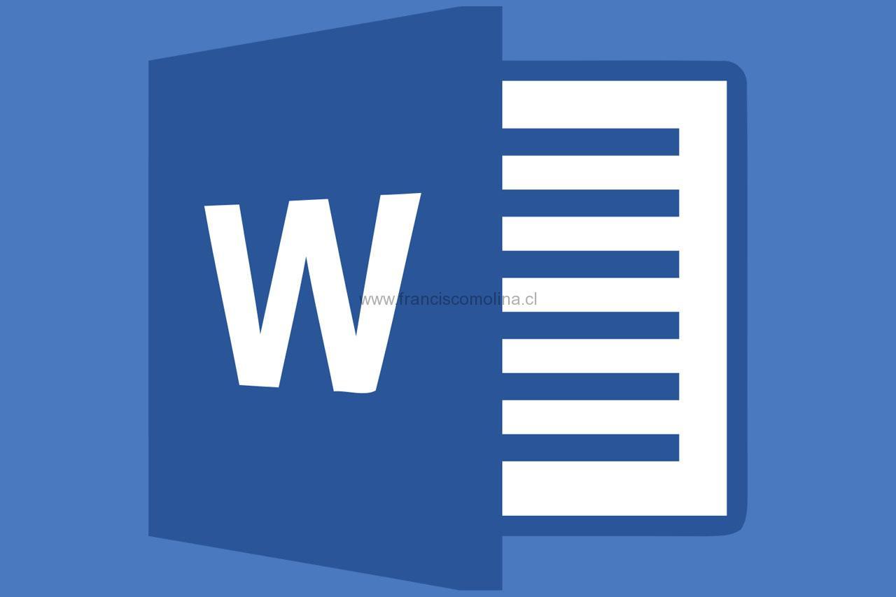 Crear y personalizar portada en Word