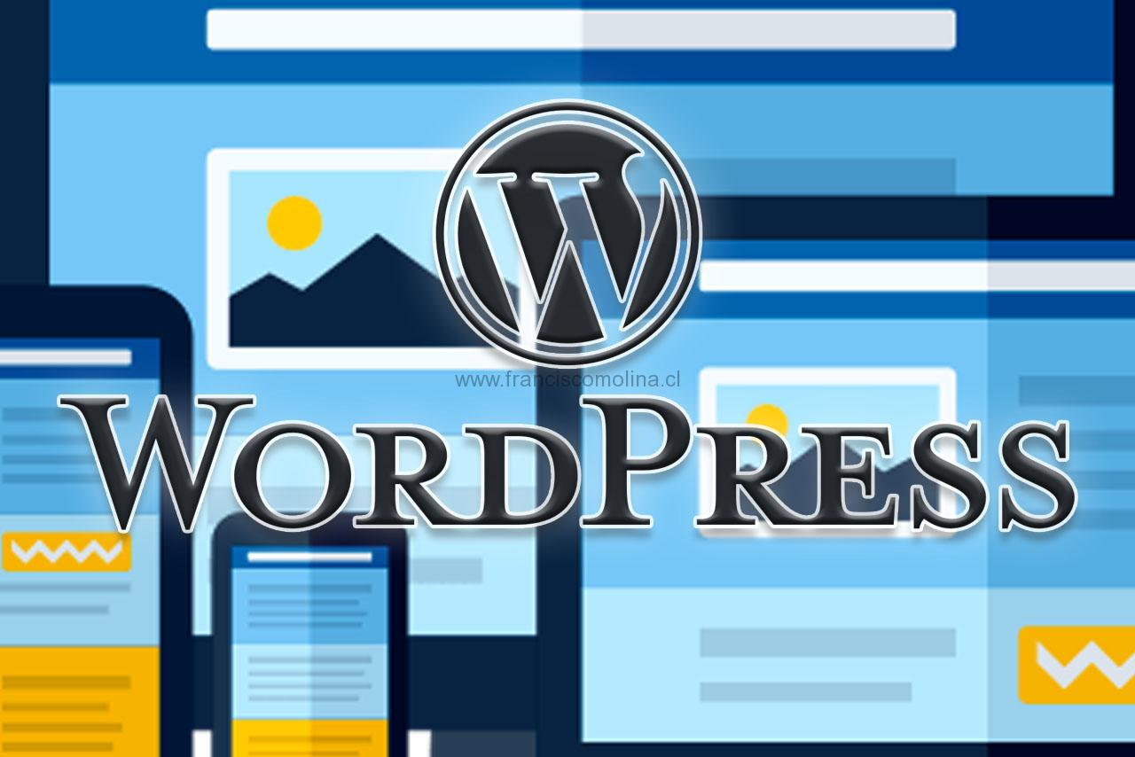 Crea tu web con WordPress – Parte 1