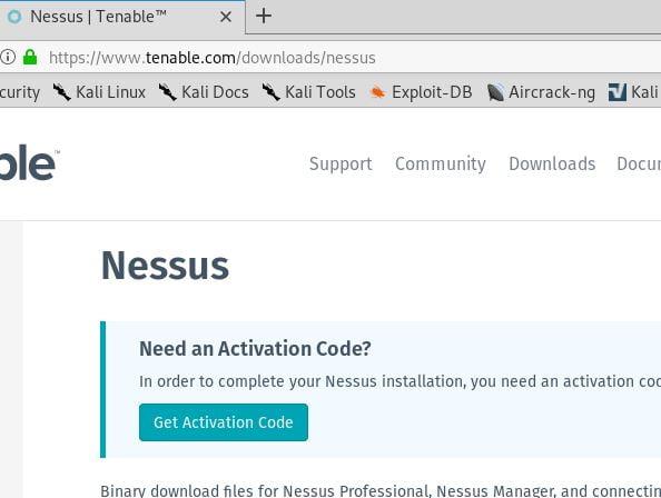 Instalar Nessus en Kali Linux - Linux - Francisco Molina