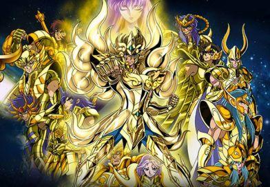 Caballeros del Zodiaco (versión latina)
