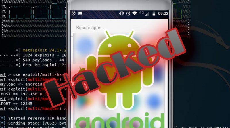 Hackear Android con Metasploit