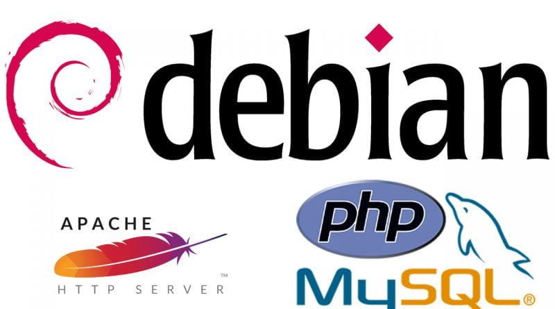 Servidor web en Debian con script