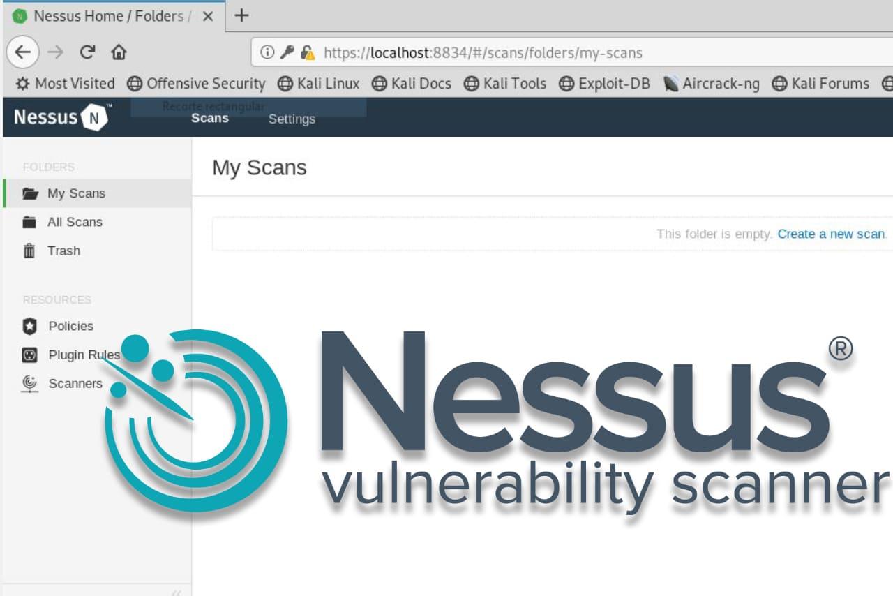 Instalar Nessus en Kali Linux