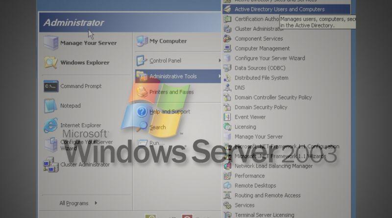 Pasos para agregar usuarios y PC's a Active Directory