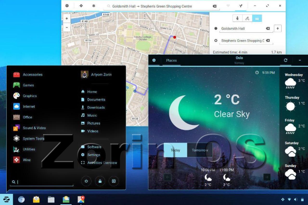 Instalación Zorin OS: Una alternativa a Windows