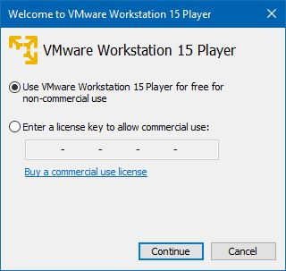 VMware Workstation Player: Instalación - Francisco Molina