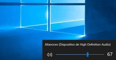 No funciona el volumen en Windows 10? Algunas soluciones