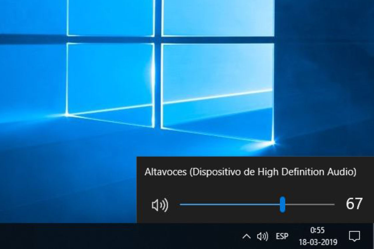 No funciona el volumen en Windows 10? Algunas soluciones