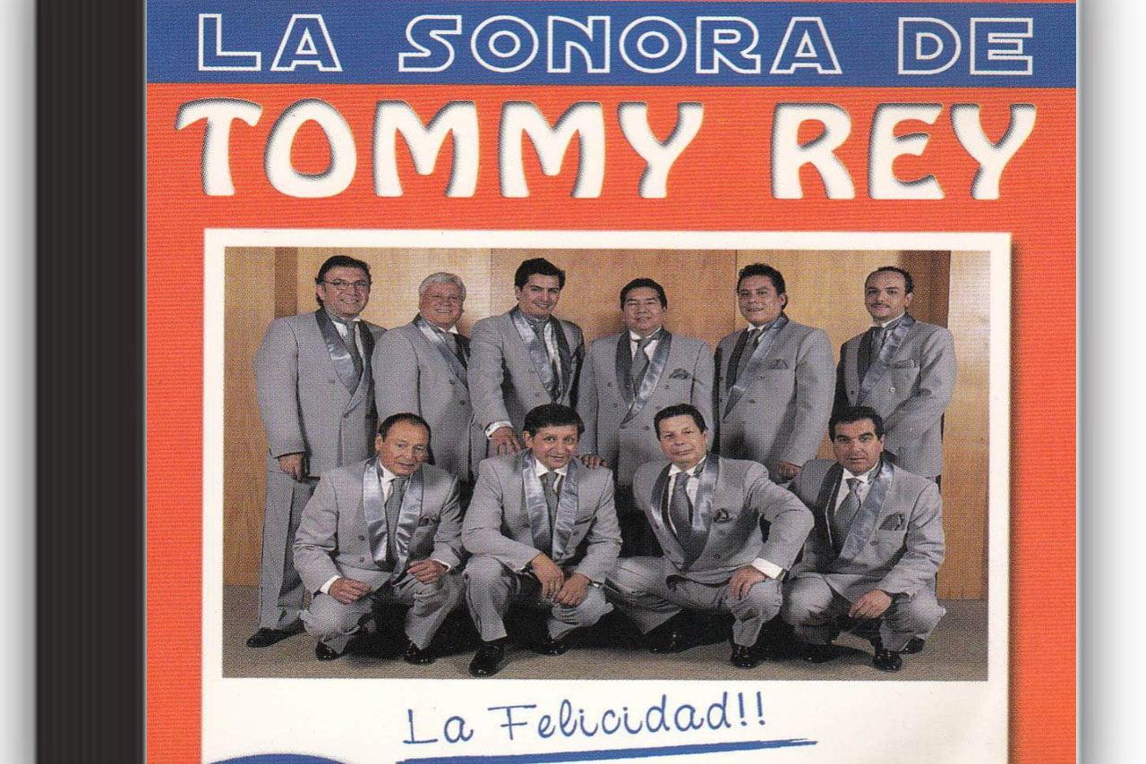 Un año más – La sonora de Tommy Rey