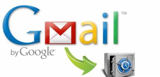 Guardar respaldo de correos GMail